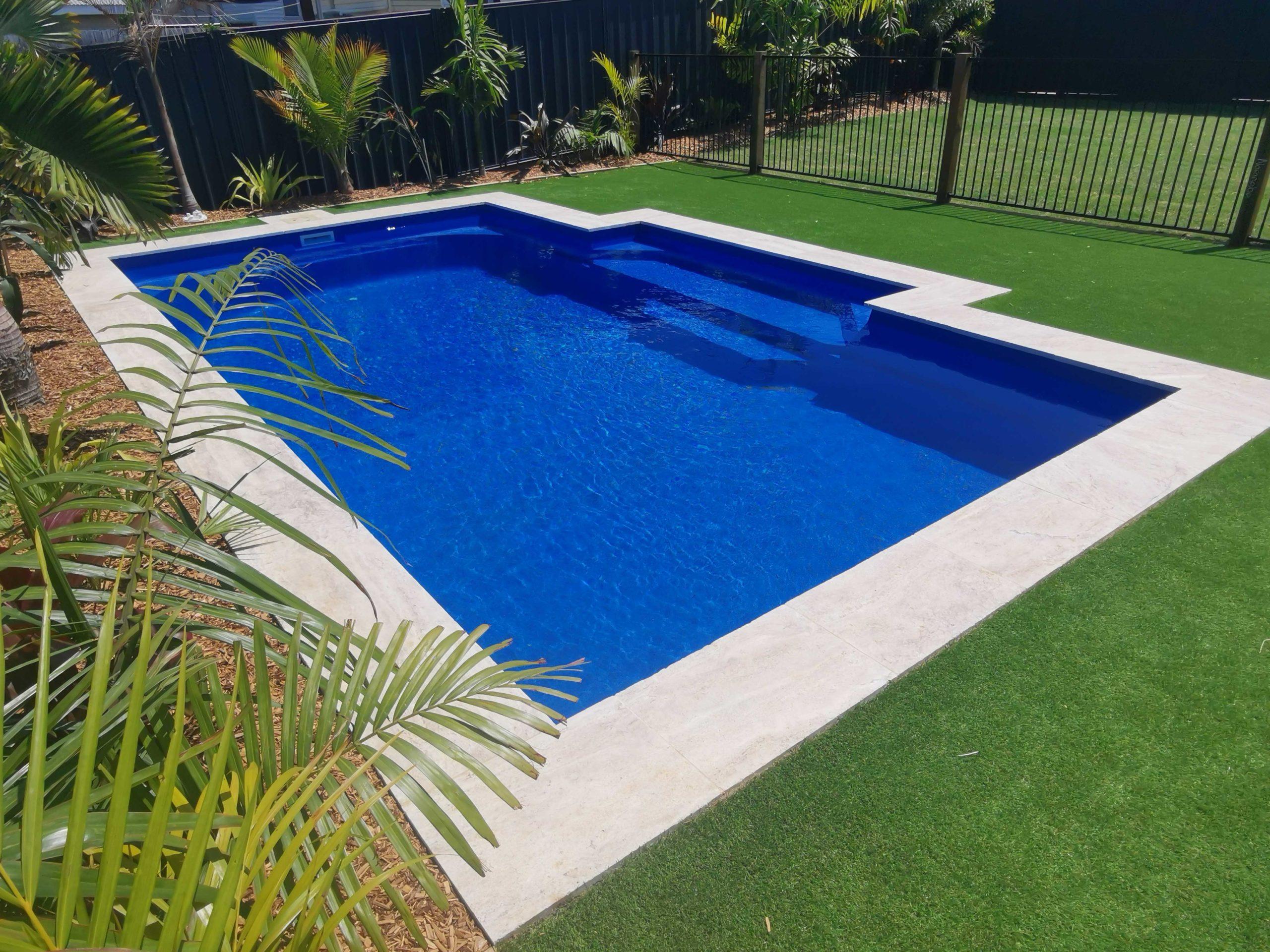 Bermuda Blue best pool builders brisbane