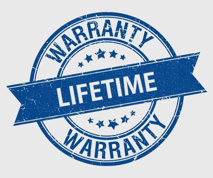 pool lifetime warranty