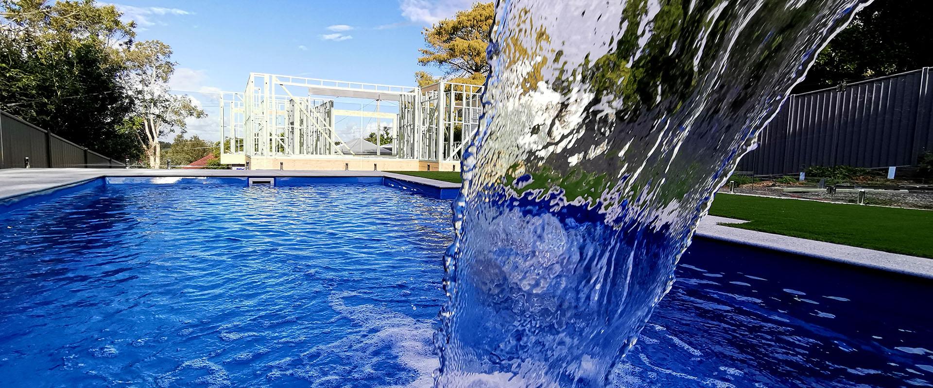 fibreglass pools brisbane
