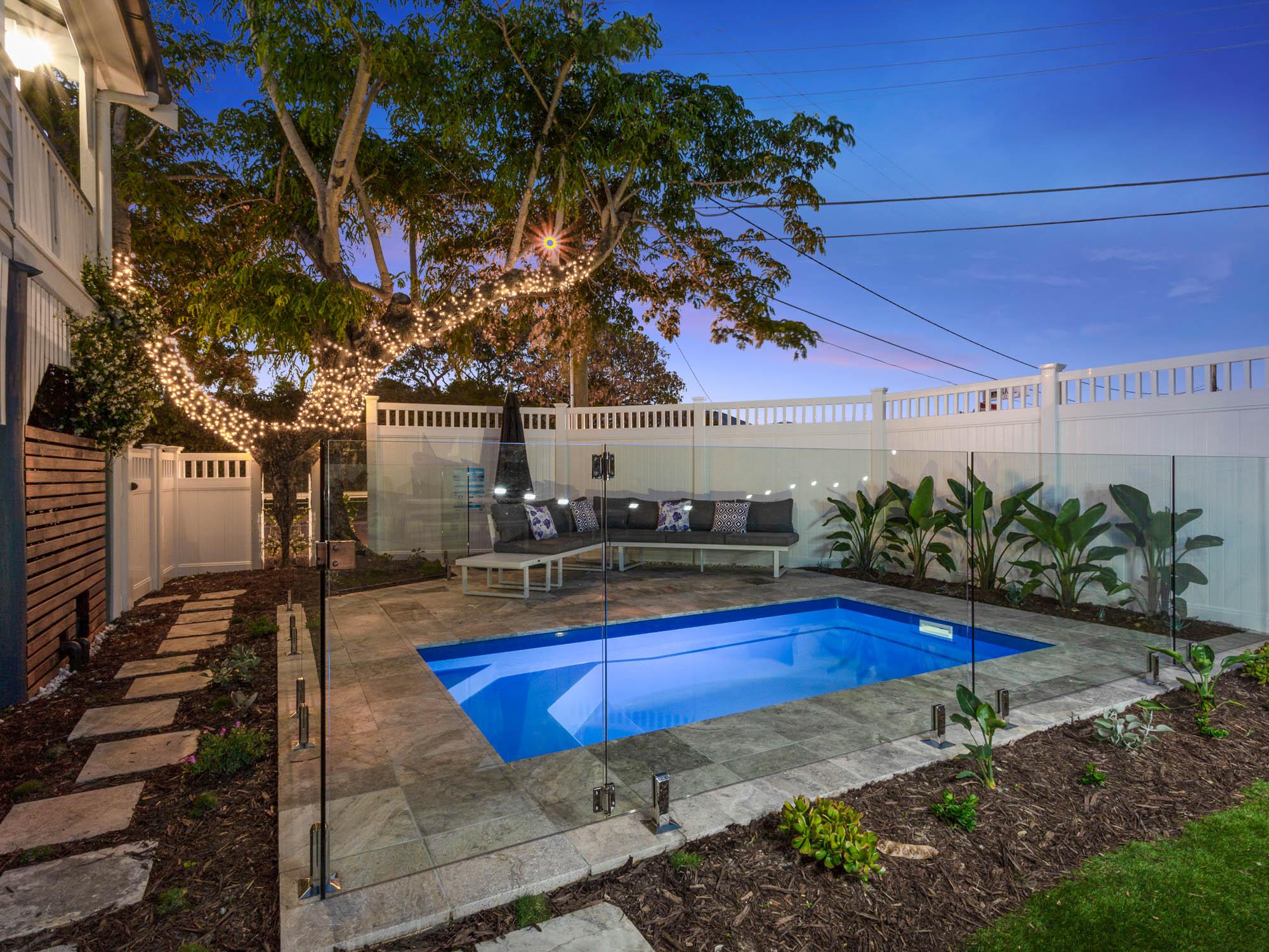 Bermuda Blue Plunge Pool Builder Brisbane