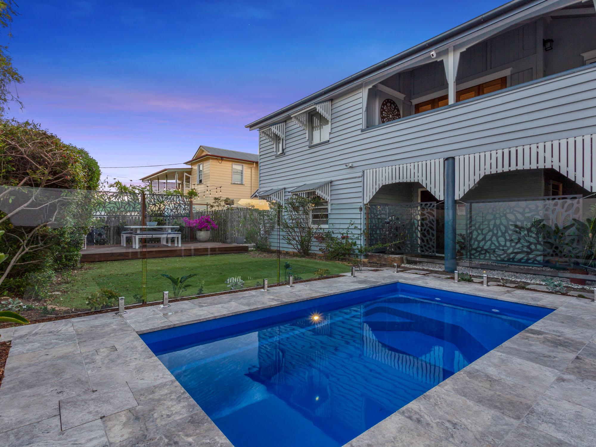 Bermuda Blue Plunge Pools Brisbane